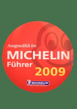 Ausgewählt im Michelin Führer 2009