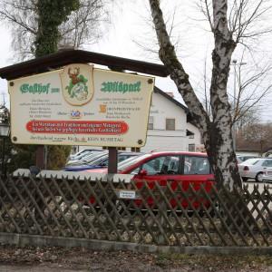 Parkplatz Gasthof zum Wildpark