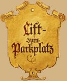 Lift zum Parkplatz