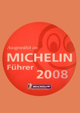 Ausgewählt im Michelin Führer 2008