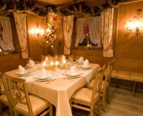 Gasthof zum Wildpark - Weihnachtsfeier